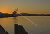 Sunset From Custom House Quay