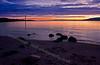 Lunderston Bay Sunset