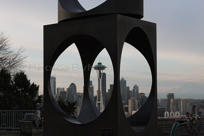 Kerry Park Seattle, WA