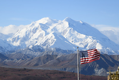 Denali & Old Glory