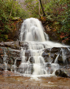 Laurel Falls Vertical