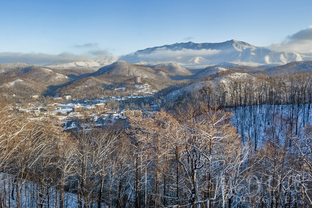 Gatlinburg and Mt. LeConte