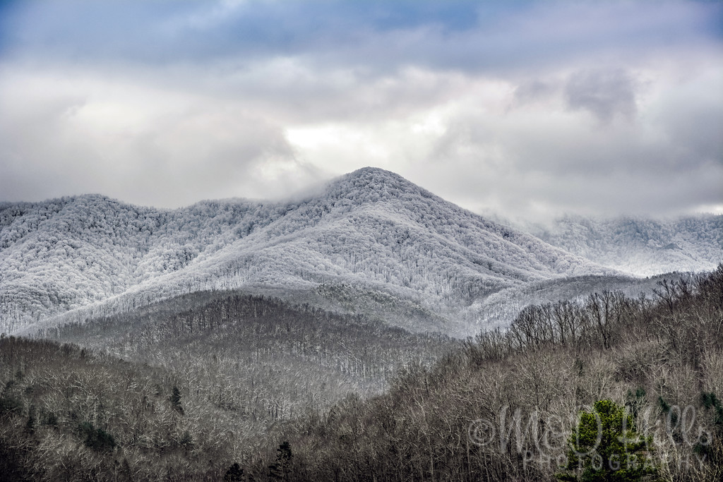 Snow On Mt. LeConte