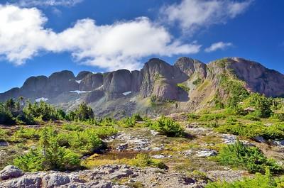 Mount Arrowsmith, Vancouver Island Canada