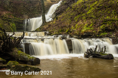 In the heart of the Yorkshire Dales near Settle, North Yorkshire