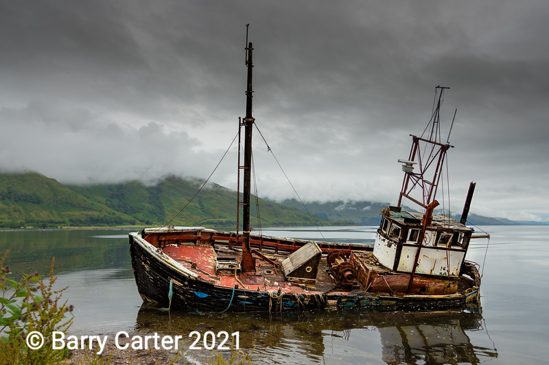 The Wreck of The Ardgour