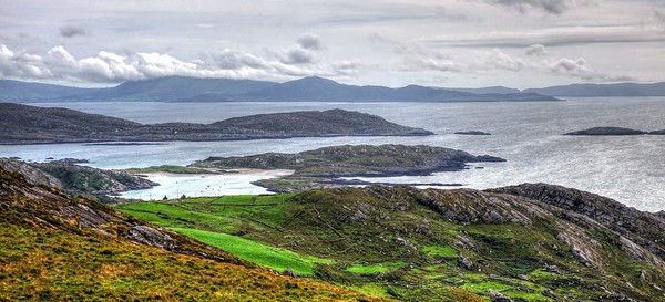 Along the Ring of Kerry, Ireland