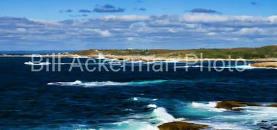 Nova Scotia Seascape