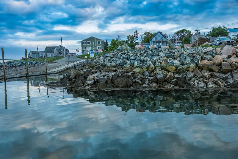 Lubec Harbor