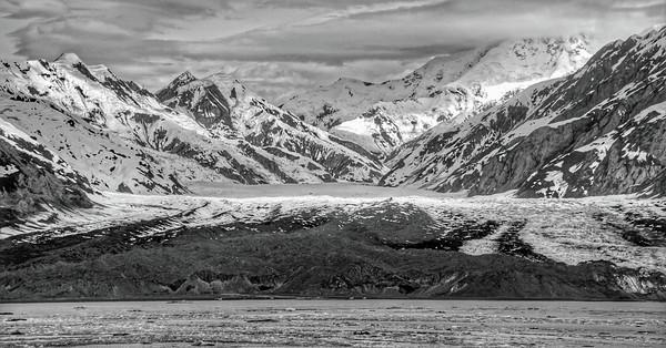 St. Elias Mountains, Yakutat Bay, Alaska