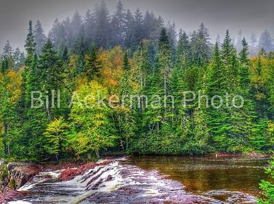 Lepreau Falls, New Brunswick, Canada