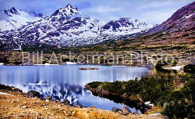 White Pass Summit, Alaska