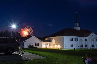 Trinity Baptist Church Fourth of July