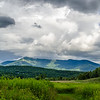 Mount Mansfield from Jericho, VT