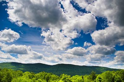 Summer Day in Vermont