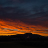 Steam at Sunset