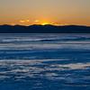 Sunset in Milton, VT