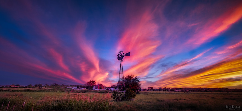 Sunset Windmill Homestead-1