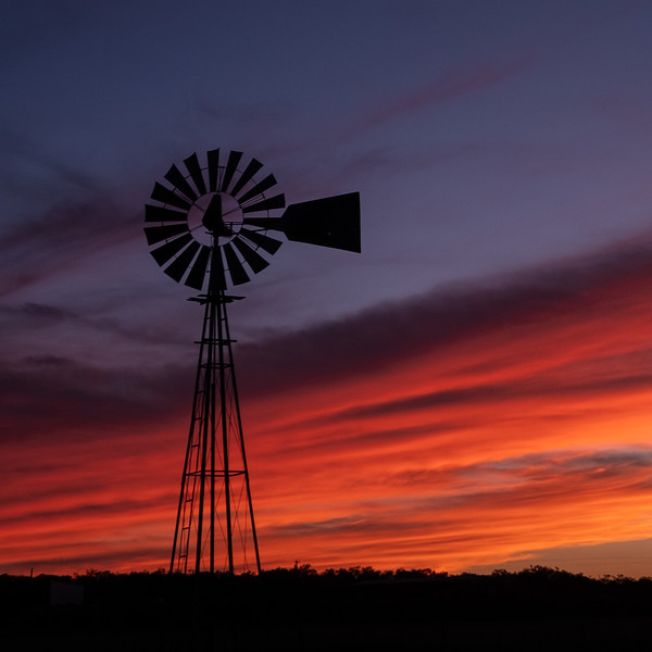 Windmill Sunset Sep 2018-1