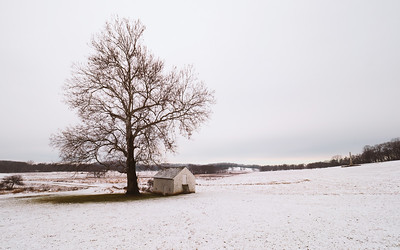 Valley Forge in Winter