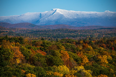 Mount Mansfield Seasons
