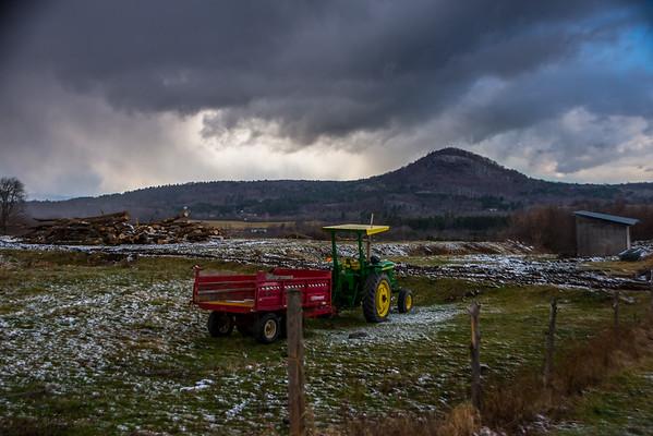 Winter In Vermont 2015