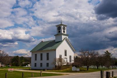 First Methodist Church of Binghamville