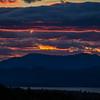 Sunset From Overlook Feb 4