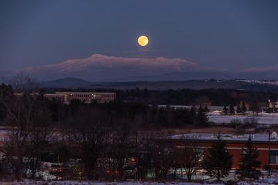 Moon Rise #2