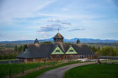 The Farm Barn at Shelburne Farms