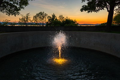 Battery Street Fountain