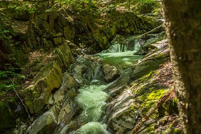 Honey Hollow Falls