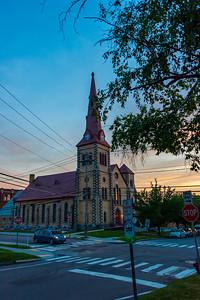 College Street Congregational Church