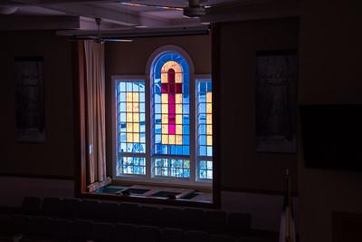 Window in the Auditorium