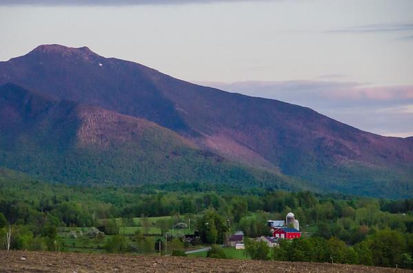 Landscapes of Vermont