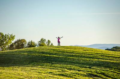 Atop Windmill Hill