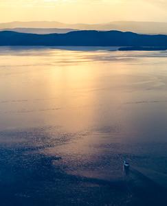 Spirit of Ethan Allen on Lake Champlain
