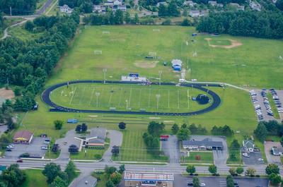 Milton Highschool Track