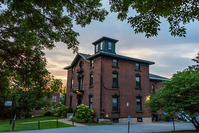 Sanders Hall
