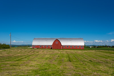 Quilt Square Barn