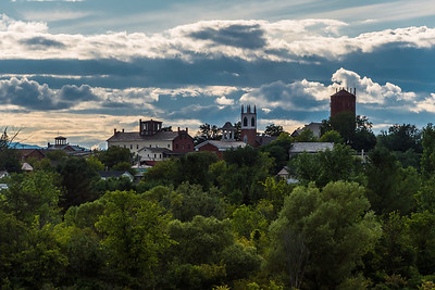 Vergennes Skyline