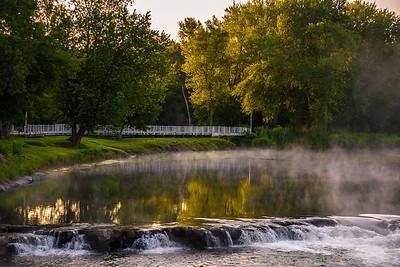 Winooski Mill River