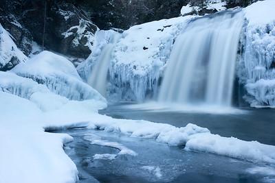 Ice on Twisted