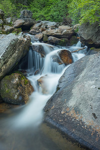 Upper Creek Cascades
