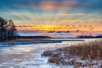 Winter Morning on the Water
