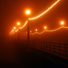 """Winter Fog"". Manhattan Beach Pier, Manhattan Beach, CA"