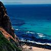 """""""Palos Verdes Cliffside"""". Palos Verdes Coastline, CA."""