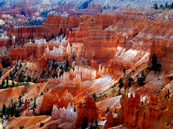 Bryce Canyon's Amphitheater, Bryce Canyon National Park, UT