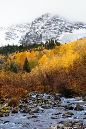 The confluence of three seasons