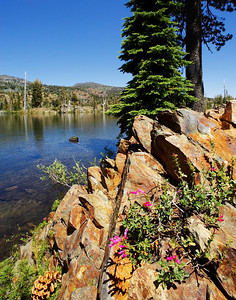 Susie Lake, Desolation Valley, California Sierra